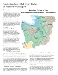 Understanding Tribal Treaty Rights