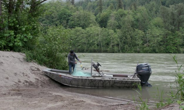 Tribal Fishing 201 Part 1: Why Nets?