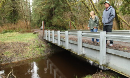 Quileute Tribe Opens Habitat For Salmon