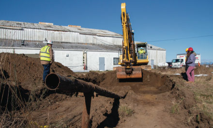 Makah Tribe Decontaminates Brownfield Site, Protects Water Quality
