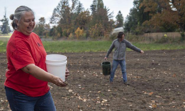 Jamestown S'Klallam's Prairieland to Provide Food and Medicine