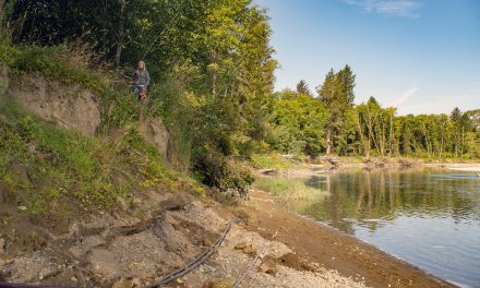 Quileute Tribe Working to Restore River Function and Protect Village